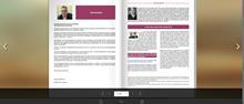 flipbook Lettre d'information n° 20 - novembre 2016