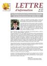 Lettre d'information n° 27 - juin 2020