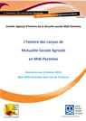 Actes de la rencontre Histoire des MSA en Midi-Pyrénées