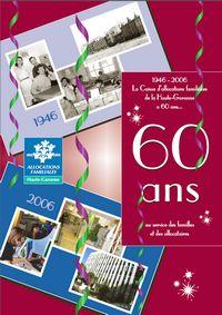 60 ans de la CAF Haute-Garonne