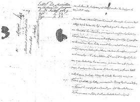 Document de 1789